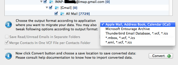 import olm file to mac mail