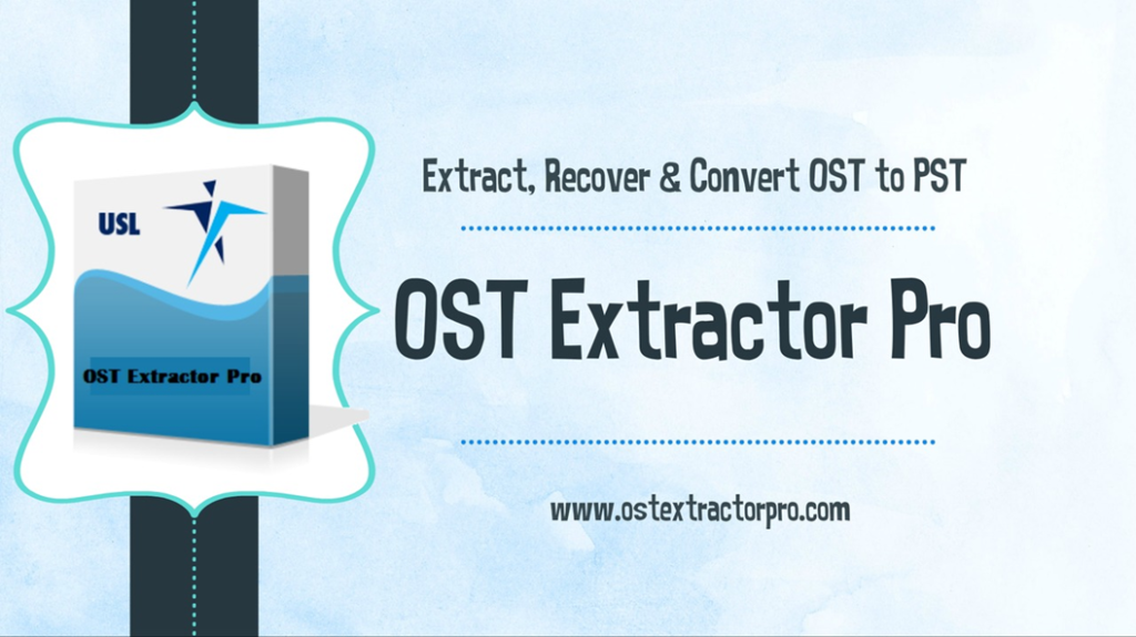 Export OST to PST (Outlook 2016, 2013, 2010, 2007, 2003)