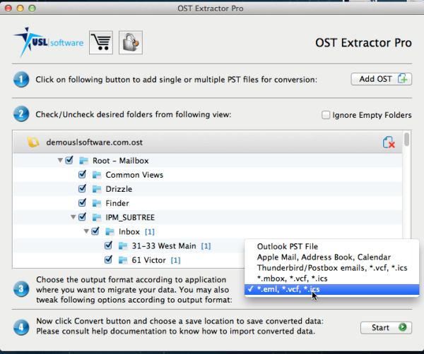 freeware to convert ost to pst