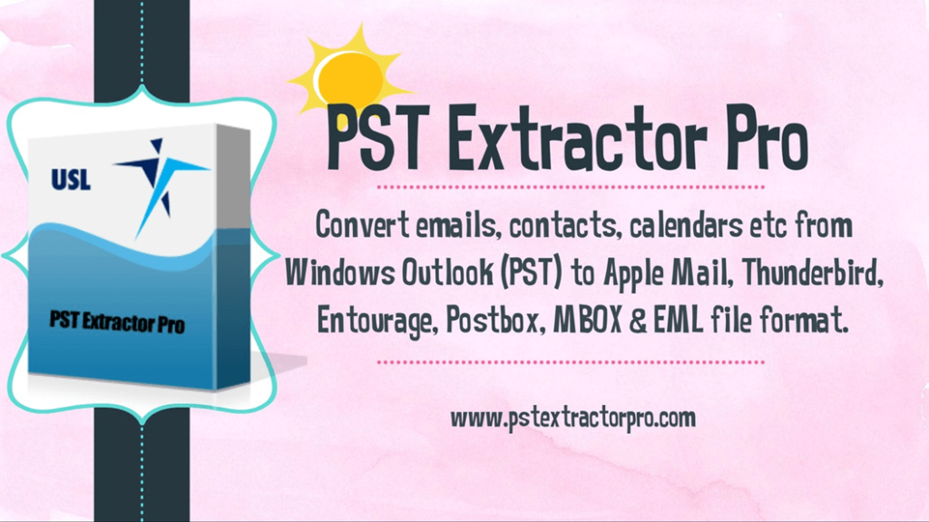 export pst to mbox