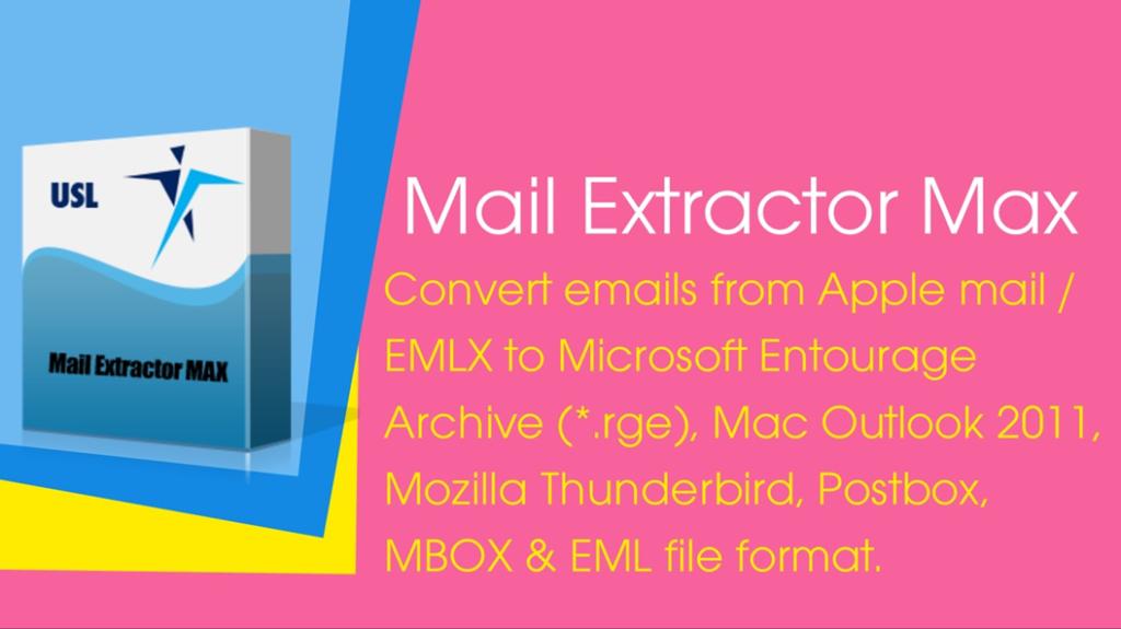 Import Apple Mail to Thunderbird