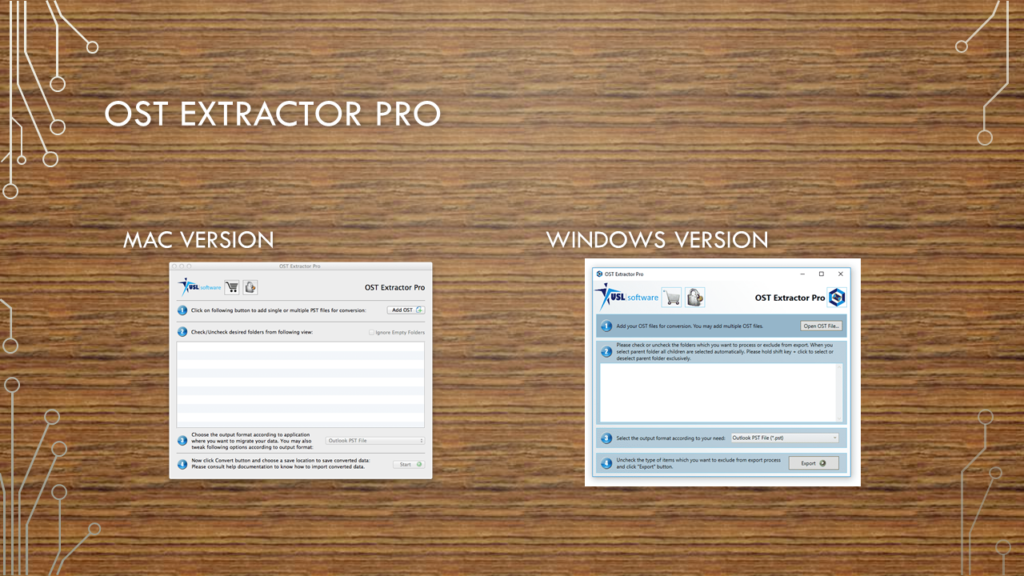 OST Extractor Pro Works on Mac & Windows