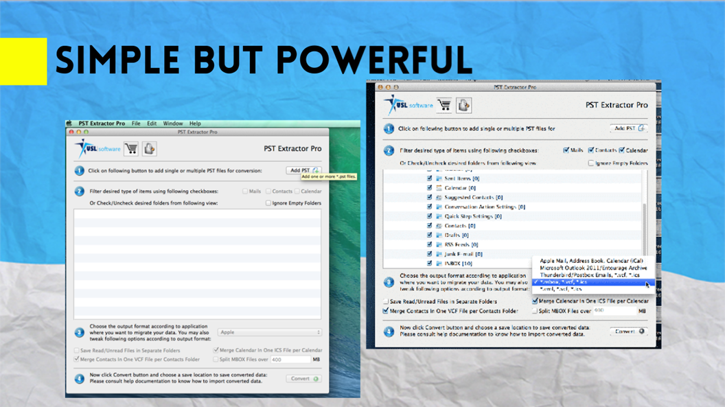 PST to Mac Mail Converter – Convert Your Data Safely